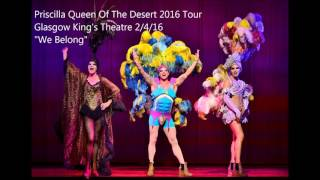 Priscilla Queen of the Desert 2016 UK Tour - We Belong (Duncan James, Adam Bailey & Simon Green)