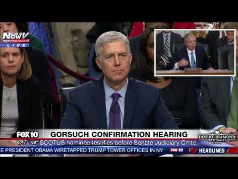 FNN Lindsay Graham Explains Biden Rule from 1992 BLASTS Democrats for Changing Senate Rules