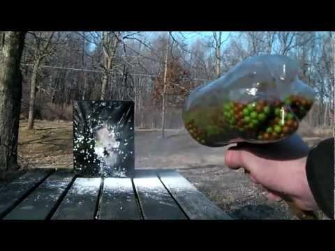Como hacer una pistola de gotcha D