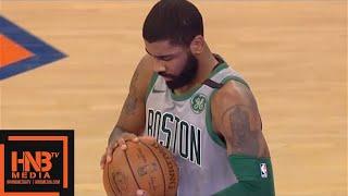 Boston Celtics vs New York Knicks 1st Half Highlights / Feb 24 / 2017-18 NBA Season