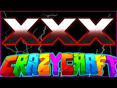 Minecraft CRAZY CRAFT 3.0 SMP -