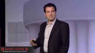Keynote Speaker and Trends Expert Daniel Levine