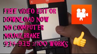 Download VideoShop FOR FREE!!!(9.3.4-10.2)(video editor)NO JAILBREAK OR COMPUTER NEEDED!!!