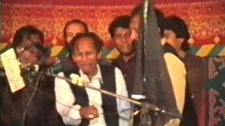 Zakir Aashiq Hussain B.A of Lahore | Majlis at Karbala Gamay Shah, Lahore