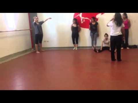Danza Contemporánea la maestra accidentada de UVM