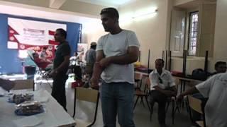 Nepalese Blood  Donation in Lisbon९९औं बिपि जयंती जनसम्पर्क समितिपोर्चुगल र रक्तदानकार्यक्रम@ इन्द्रेणीकायादहरु२०