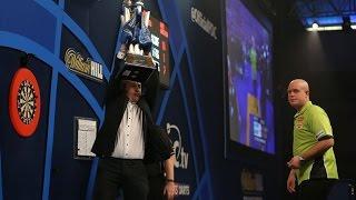 World Championship Dart Invasion Gone Wrong Again