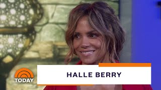 Halle Berry Reveals She Broke 3 Ribs During 'John Wick 3' Martial Arts Training | TODAY