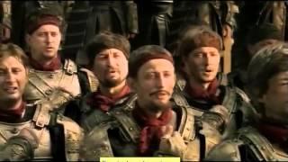 Dragon Blade Latin Lyrics for Light of Rome