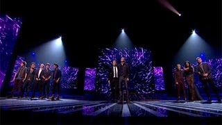 The Result - Live Week 9 - The X Factor UK 2012