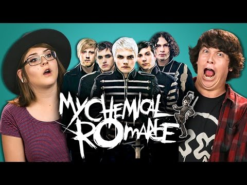 Xxx Mp4 College Kids React To My Chemical Romance MCR X 3gp Sex