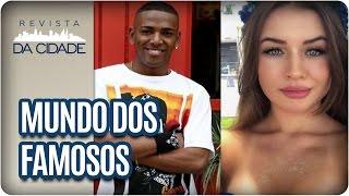 Nego do Borel, Baby do Brasil e Paola Carosella  - Revista da Cidade (06/03/2017)