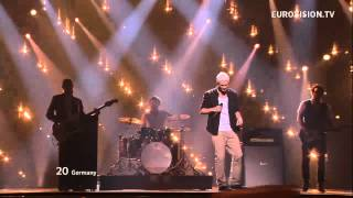 Roman Lob - Standing Still - Live - Grand Final - 2012 Eurovision Song Contest