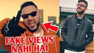 """Badshah New Song """"Paagal"""" Fake Views? - His Reaction   Paagal Breaks WORLD RECORD   CarryMinati  """