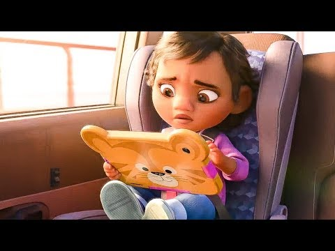 Ralph Breaks The Internet Features Baby Moana As Easter Egg (2018) Disney HD