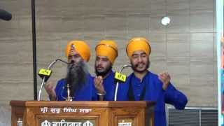 Bhai Mahal Singh Ji At Malton Guru Ghar Part 9