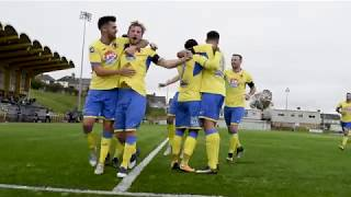 Up The Town - A Documentary Film On Barry Town United By Rhys Skinner