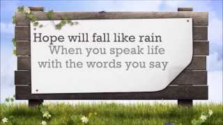 TobyMac-Speak Life Lyrics HD
