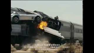 Stunt riding show v Číně 2012 - pro Cadillac