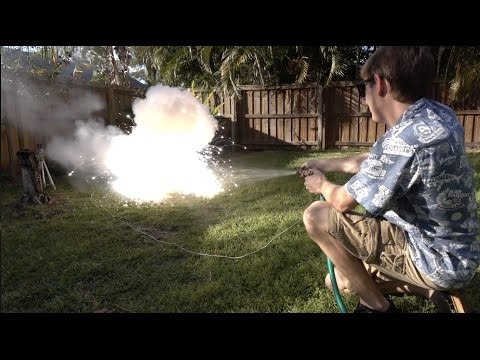 Can a Magnesium fire be put out