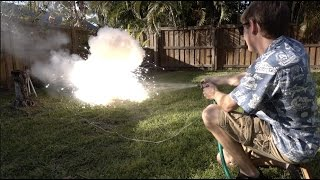 Can a Magnesium fire be put out?