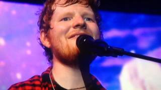 Ed Sheeran (THINKING OUT LOUD) amazing live performance at Glastonbury 2017