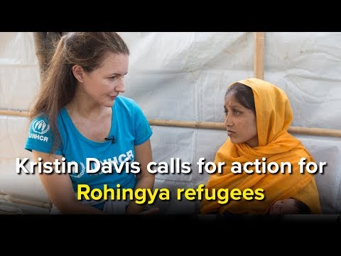 Xxx Mp4 This Thanksgiving Kristin Davis Calls For Action For Rohingya Refugees 3gp Sex