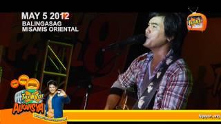 Jimmy Bondoc - Moonlight Over Paris (TNT Anibersaya in Balingasag)