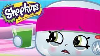 SHOPKINS - GREEN SLIME JUICE | Cartoons For Kids | Toys For Kids | Shopkins Cartoon