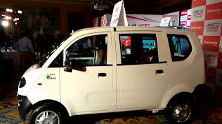 Mahindra Jeeto MiniVan - First Look