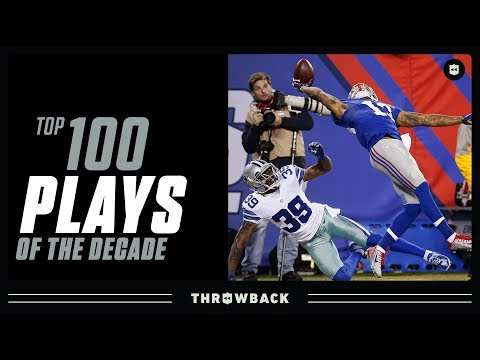 Top 100 Plays of the 2010s