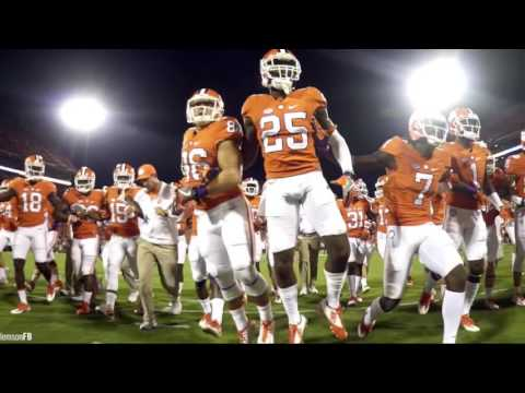 2017 Alabama vs Clemson National Championship Hype Video CAN CLEMSON WIN