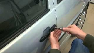 Awaryjne otwieranie samochodów - Gorlice - lock pick car
