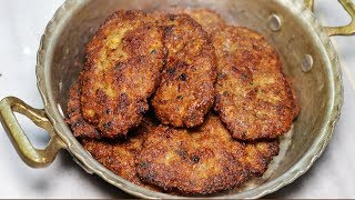 Tender Minced Meat Cutlet Persian Recipe, ASMR COOKING | کتلت خوشمزه ایرانی