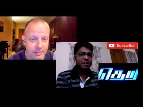 Xxx Mp4 Over Reaction The Professor Reacts To AJG Theri Trailer 3gp Sex