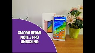 Xiaomi Redmi Note 5 Pro Unboxing (Snapdragon 636), Camera Samples and Software