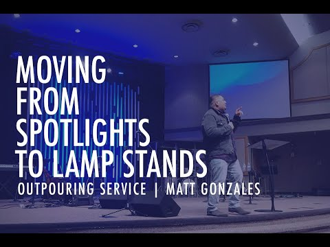 Xxx Mp4 Outpouring Service Moving From Spotlights To Lamp Stands Matt Gonzales 3gp Sex