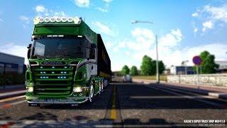 Euro Truck Simulator 2 | KacaK's Super Truck Shop Mod v1.0 | Super Tuning Mod |