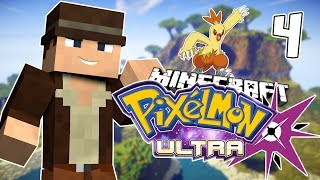 IL GUARDIANO DELLA ZONA SAFARI - Minecraft Pixelmon Ultra Ep.4