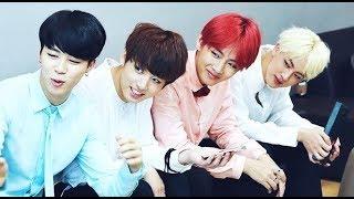BTS Jimin, Jin, Jungkook & Taehyung - Illegal (FMV)