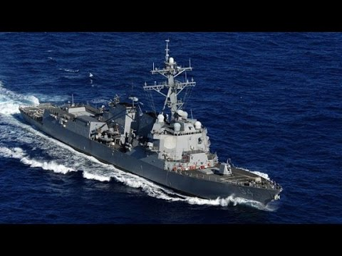watch U.S.: Navy fired warning shots at Iranian boat