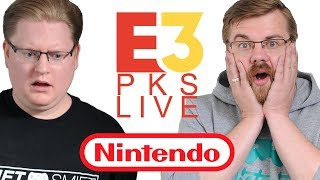 Nintendo Direct E3 2018 LIVE mit Piet & Chris