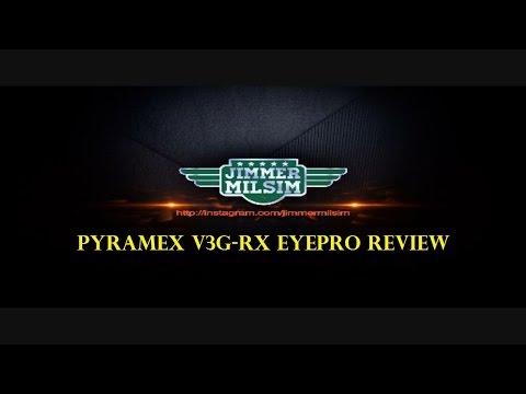 Pyramex V3G Rx Review
