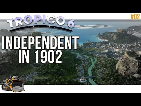 Declare Independence | Tropico 6 corrupt gameplay #2