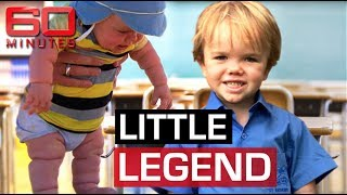 Boy with rare form of dwarfism makes big leap | 60 Minutes Australia