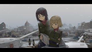 Girls und Panzer Drama CD - Pravda [ENG SUB]