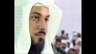 محمد العريفي خطبة عن الدعاء وأهميته جميل جدا