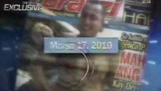Angelica Panganiban-Derek Ramsay Dukot Scandal (The Buzz)