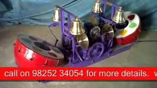 Double Nagada Aarti Machine ( Automatic Aarti mach