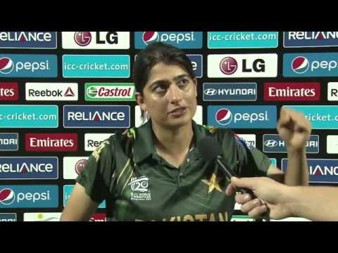Xxx Mp4 Women S World Twenty20 Playoff2 Pakistan S Sana Mir Interview 3gp Sex